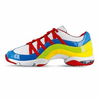 Bloch Wave Sneakers (Blue/Multi)