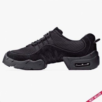 Bloch Boost Sneaker aus Netzstoff (Black)