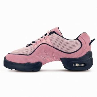 Bloch Boost Sneaker aus Netzstoff (Pink)