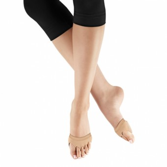 Bloch Neo Form Foot Thong (Flesh)