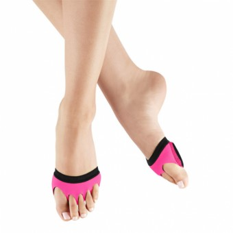 Bloch Neo Form Foot Thong (Hot Pink)