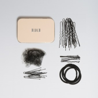 Bloch Hair Kit Black