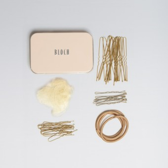 Bloch Hair Kit Caramel Blonde