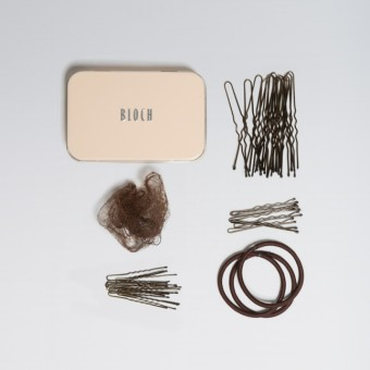 Bloch Hair Kit Dark Brown