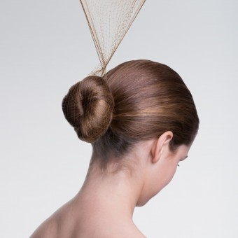 Bloch Hair Net Caramel Blonde
