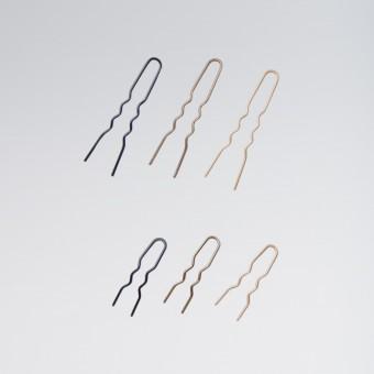 Bloch Hair Pin 3 inch Blonde