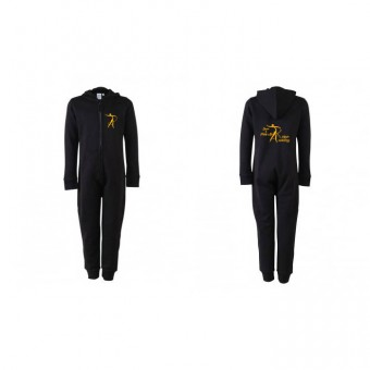 SF Minni Kids All In One (Black) with Robyn Academy Logo