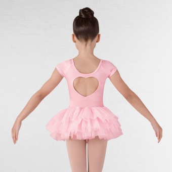Bloch Ife Girls Tutu (Candy Pink)