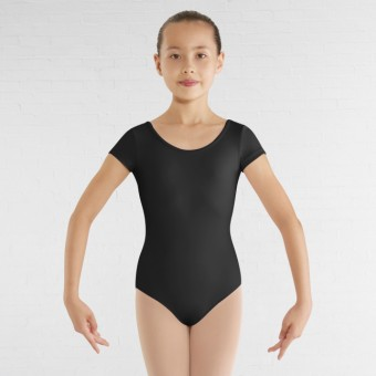 Bloch Childrens Bellflower Leotard (Black)