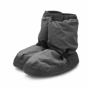 Bloch Warm-Up Booties (Charcoal)