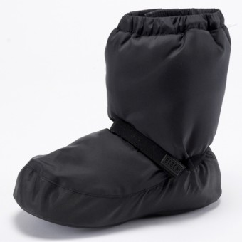 Bloch Bottines d'Échauffement (Black)