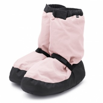 Bloch Warm-Up Booties (Candy Pink)
