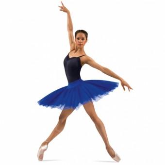Bloch Belle Practice Tutu Skirt (Royal Blue)