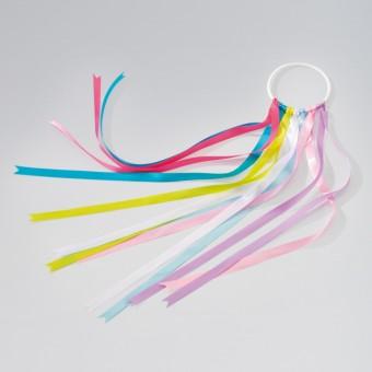 Ribbon Rings (Pack of 6)