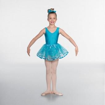 1st Position Glitter Dot Skirt