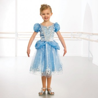 1st Position Cinders Princess Dress