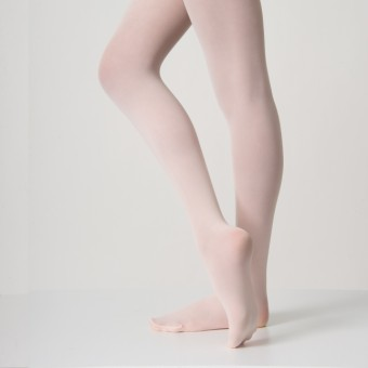 Capezio Ultra Soft Footed Tights - Adult (Ballet Pink)