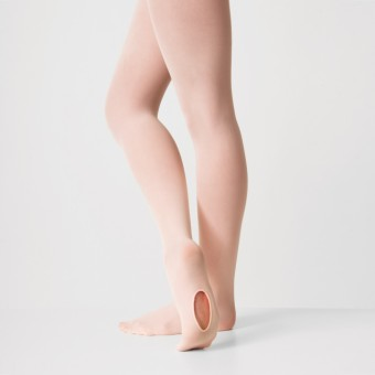 Capezio Ultra Soft Transition Tights (Ballet Pink)