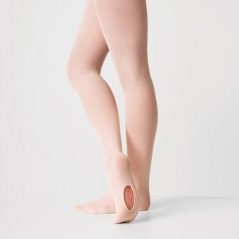 Capezio Ultra Soft Transition Tights (Pink)