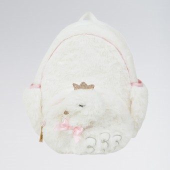 Capezio Swan Backpack White