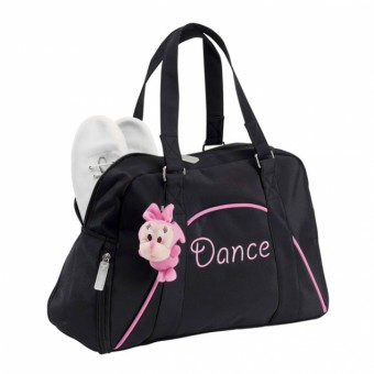 Capezio Childs Dance Bag Black
