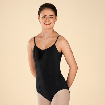 Capezio Princess Camisole Leotard Adult (Black)