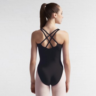 Capezio Double Strap Camisole Leotard (Black)