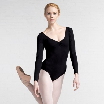 Capezio Long Sleeved Leotard