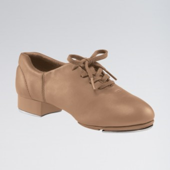 Capezio Flex Mastr Tap Shoes (Caramel)