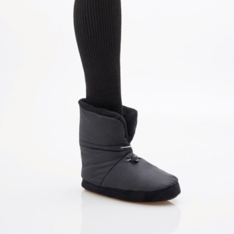 Capezio « Scrunch » Bottines d'Échauffement
