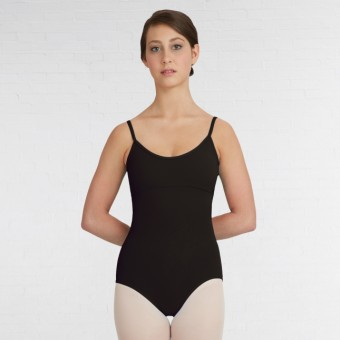 Capezio Meryl Cami Leotard With Twist Back (Black)