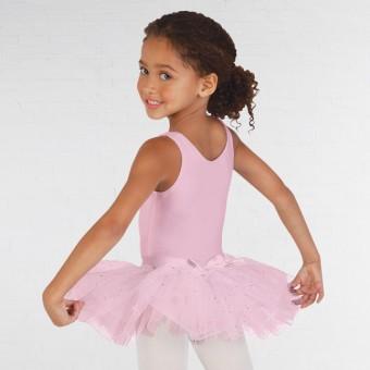Capezio Pull On Tutu Skirt (Pink)