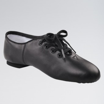 Capezio Split Sole Jazz Shoes Black  EU 41 UK 7.5 US 9.5