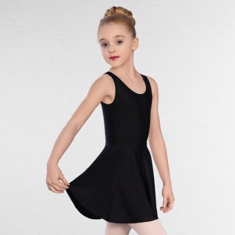 1st Position Value Circular Skirt (Black)