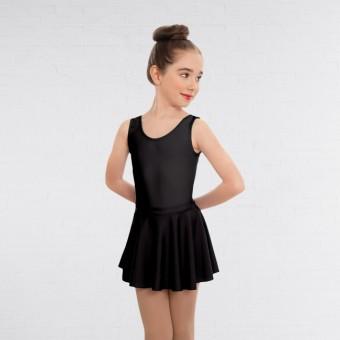 1st Position Value Circular Skirt (Black)