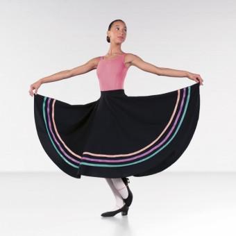 1st Position - Falda de Carácter Estilo RAD (Pastels)