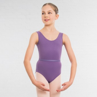 1st Position Value Grades 1-5 Leotard (Lavender)