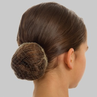 Bun Nets (Med Brown)