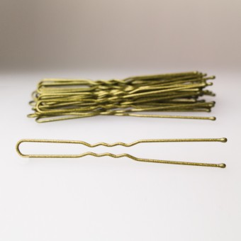 1st Position 'Head 1st' - Long Hair Pins (Light)