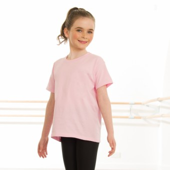 Child T-Shirt (Light Pink)