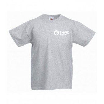 Childs T-Shirt (Heather) with TNWD Performing Arts Logo