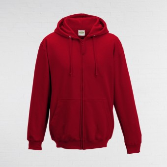 Child Hoodie (Fire Red)
