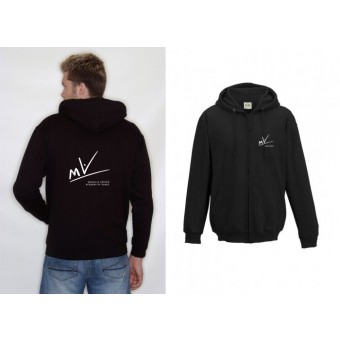 Child Hoodie (Black) with Michelle Venter Academy of Dance Logo