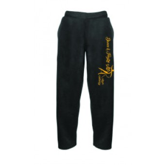 Child Jog Pants (Black) with Robyn Academy Logo