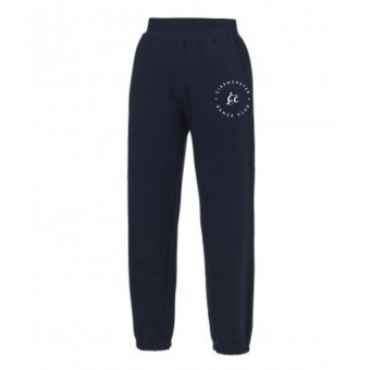 PP *#130301#* AWDis College Cuffed Jog Pants (French Navy Blue) with Cirencester Dance Club Logo