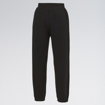 AWDis College Cuffed Jog Pants (Black)