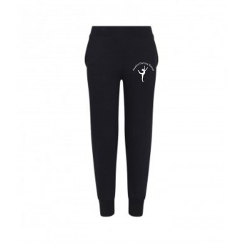 PP *#041203#* AWDis Tapered Track Pants with Avon and Keyford Dance Logo - KEYFORD