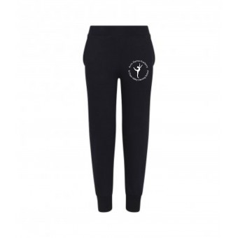 PP *#041202#* AWDis Kids Tapered Track Pants with Avon and Keyford Dance Logo - AVON CHEW