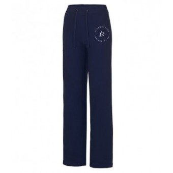 PP *#1#* Ladies Fit Jog Pants (French Navy Blue) with Cirencester Dance Club Logo