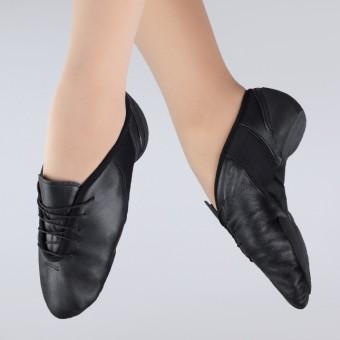 1st Position Flex Lace Up Pyramid Toe Jazz Shoe